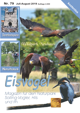 Eisvogel-Magazin Nr. 79 - Juli-August 2019